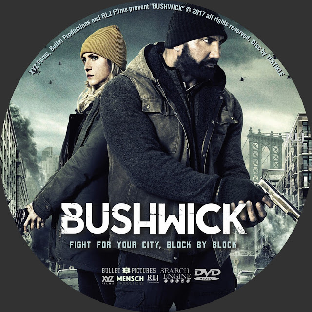 Bushwick DVD Label
