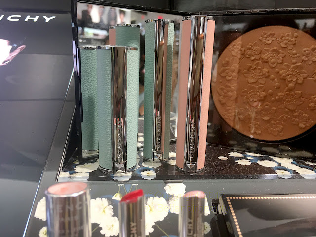 Givenchy Les Saisons Le Rouge Lipsticks | bellanoirbeauty.com