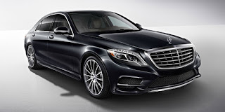 The Mercedes-Benz S-Class Models