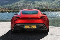 Aston Martin Vanquish Zagato Concept (2016) Rear