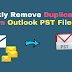 Handy Tips to Delete Duplicate Emails From Outlook | Top 3 Ways