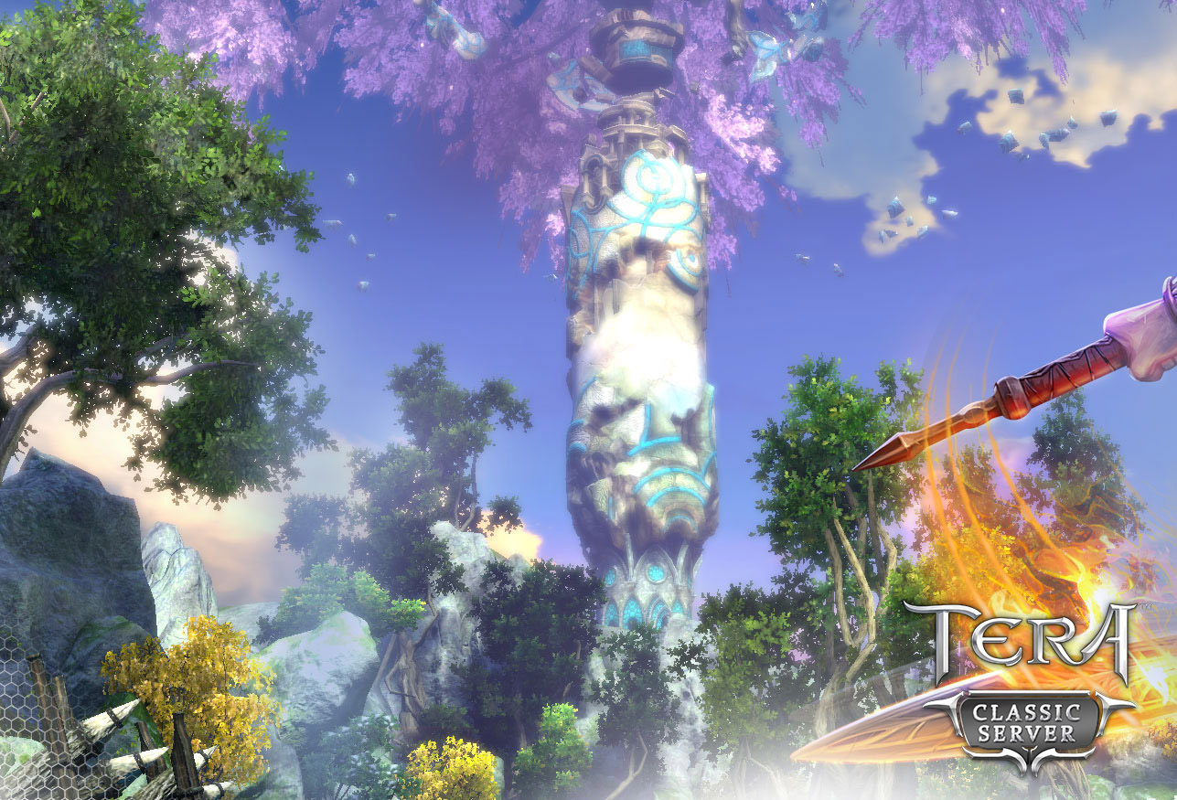 TERA Classic Server Event (EU) launches on February 12th at 2PM CET