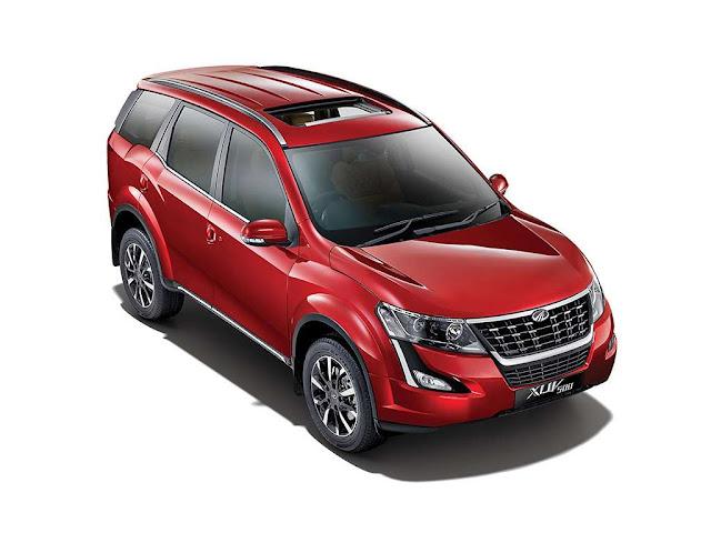 New 2018 XUV 500 SUV HD Wallpaper