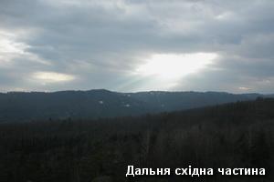 Дальня східна частина