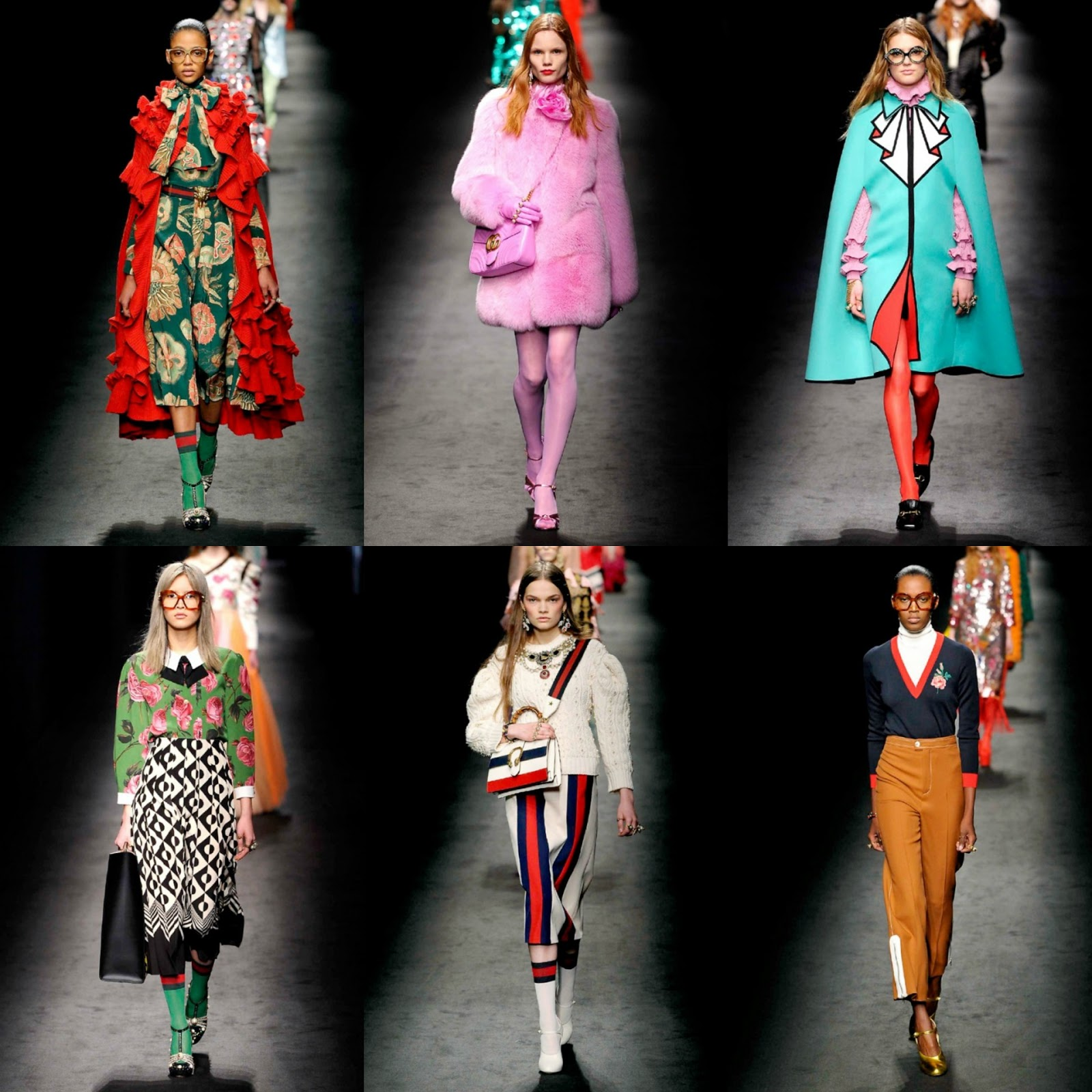 Eniwhere Fashion - sfilate - Milano Fashion Week - Gucci