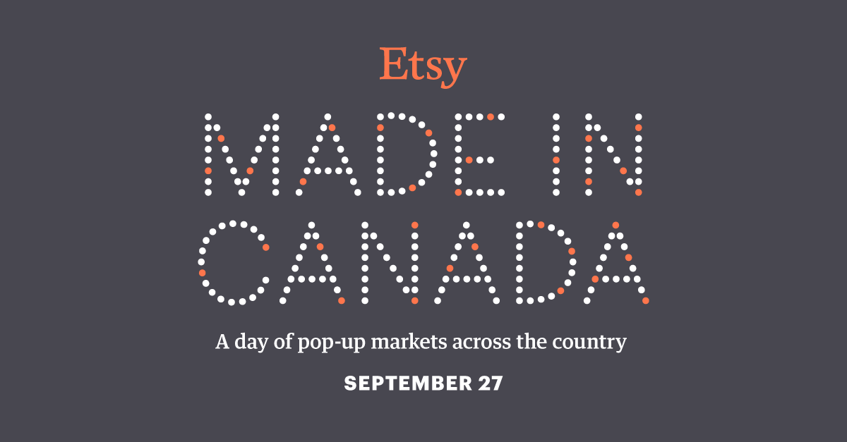 2014 Made in Canada Calgary - A day of pop-up markets across the country