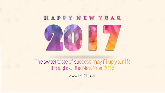 Happy New Year 2017 Wallpapers in HD