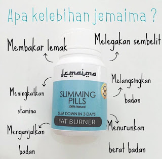 JEMAIMA WHITENING PILLS