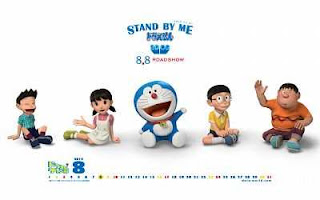 Stand by Me Doraemon 2014 Hindi - English Download 1080p BluRay