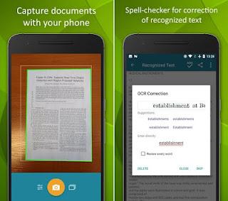 Saat ini smartphone android mempunyai banyak fungsi Aplikasi Scanner Android Gratis untuk Berbagai Dokumen