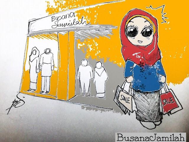 Busana Jamilah