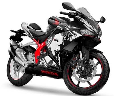 Honda CBR250RR Kabuki Edition