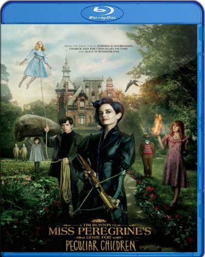 Miss Peregrine's Home for Peculiar Children [2016] [BD25] [Latino]