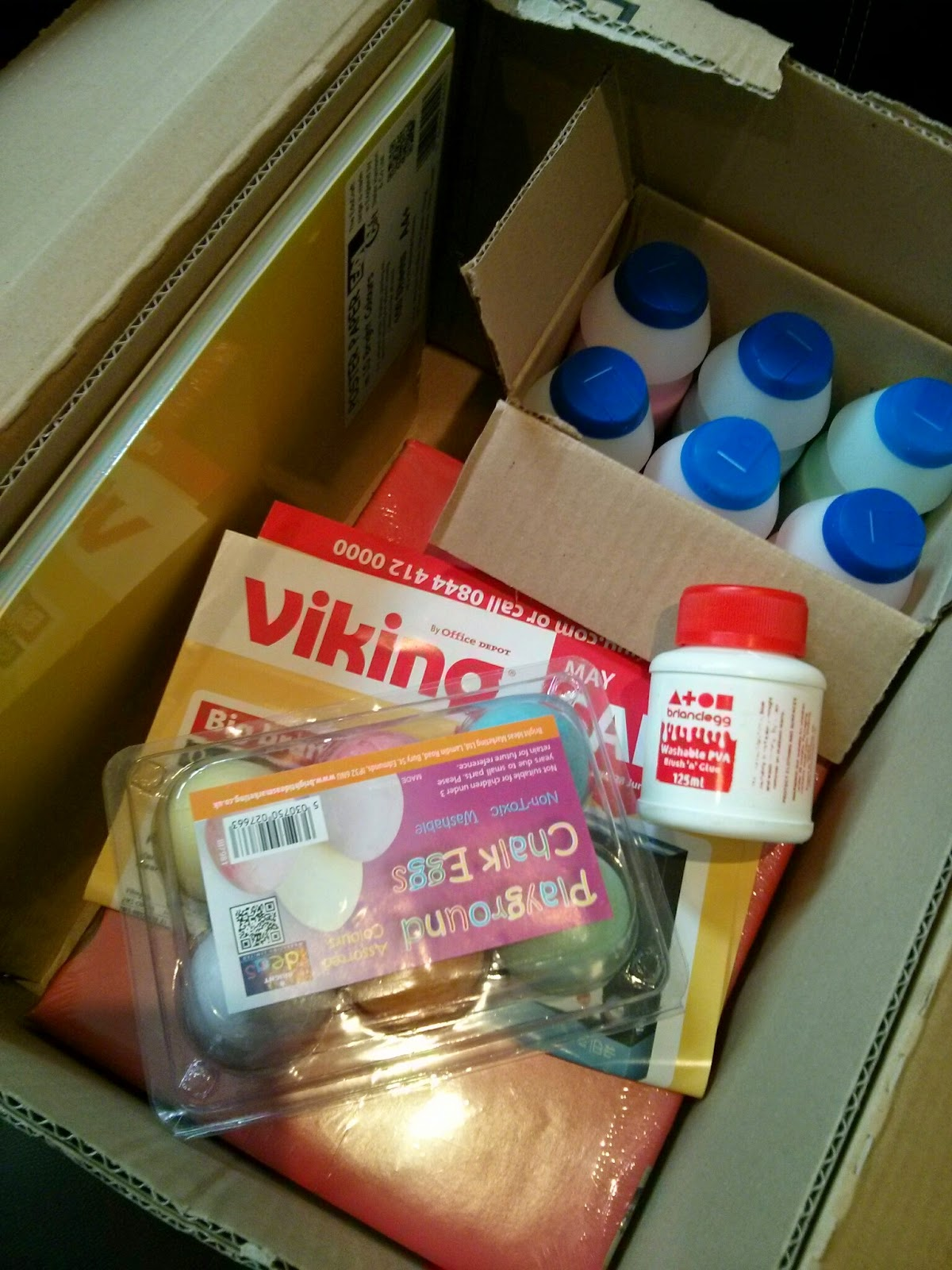 Viking supplies