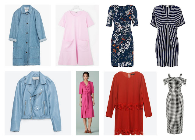 The Spring Wardrobe Edit by Laura Lewis