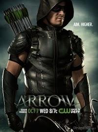 Phim Mũi Tên Xanh Phần 4 - Arrow 4 (2015)