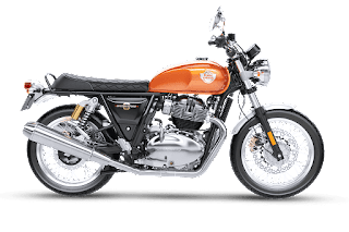 Royal enfield interceptor, the 650 twins