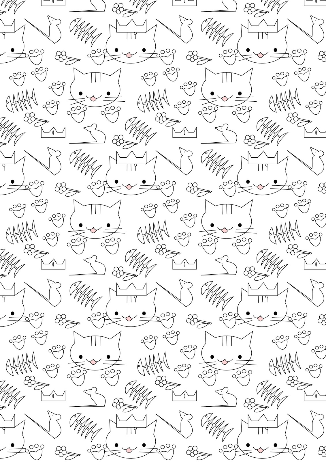 kids tiger pattern