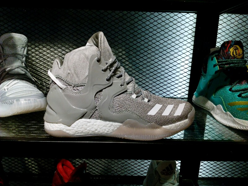 save off 40a8f 1965c Adidas D Rose 7 available at NBA Store Trinoma