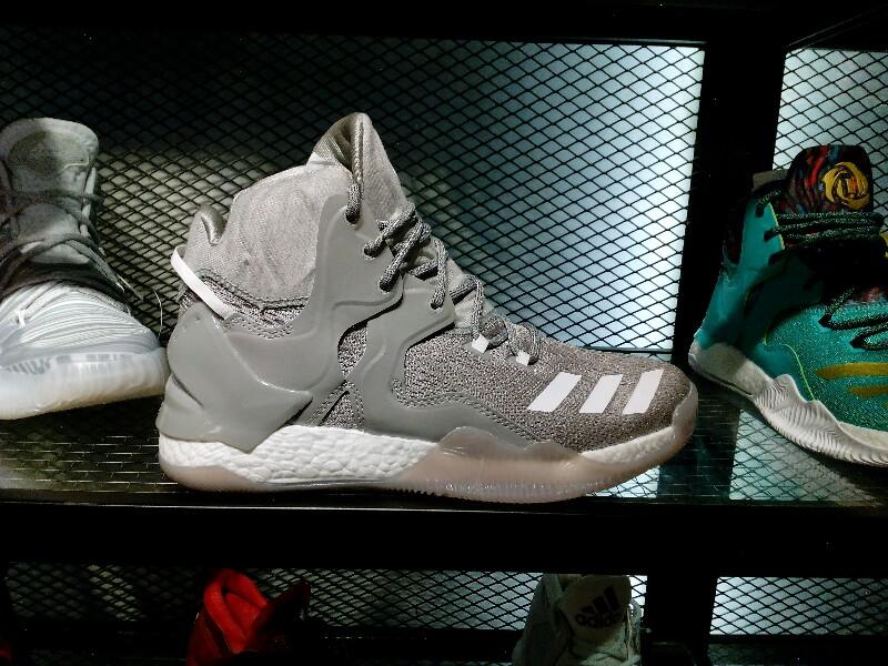 01b8925978e3 Adidas D Rose 7 available at NBA Store Trinoma