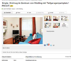 Single- Hit in Laxenburg, 30 m, 518,42, (2340 Mdling