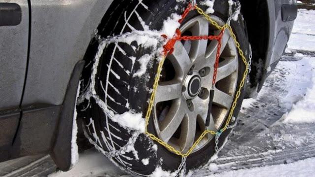 Buongiornolink - Come capire se la nostra macchina può montare le catene da neve