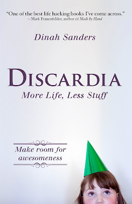 Discardia book cover