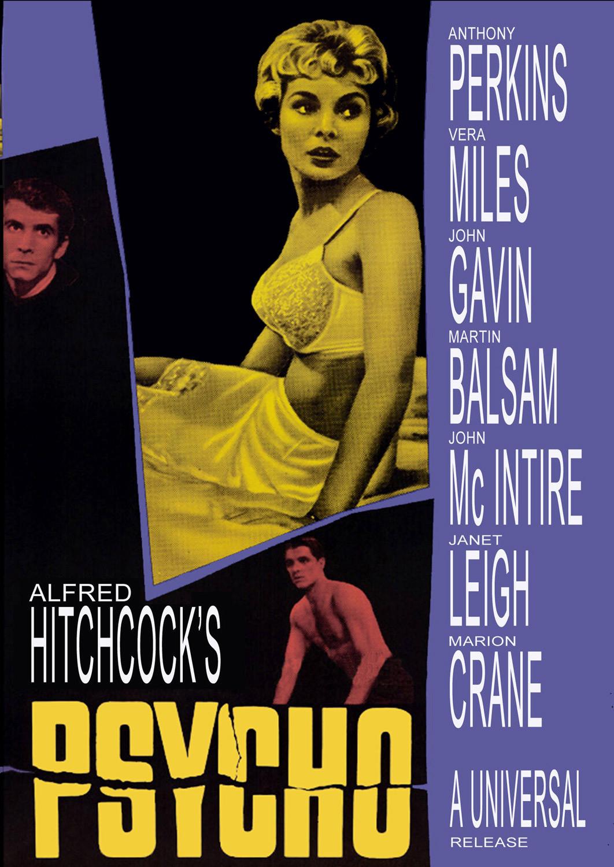 NATURALISTIC! UNCANNY! MARVELOUS!: PSYCHO (1960), PSYCHO ...