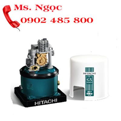 Máy bơm tăng áp Hitachi WT-P400GX2-SPV-MGN 400W