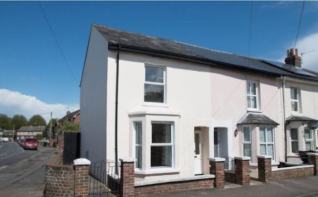 2 bed house, Adelaide Road, Chichester