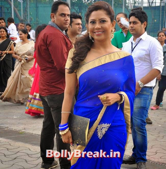 Manini Mishra, Star Parivaar Awards 2014 Red Carpet Pics