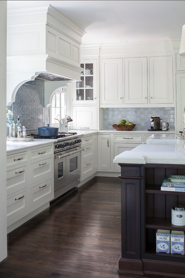 Decorated Mantel: Room of the Week: Traditional Kitchen + Amazing ...
