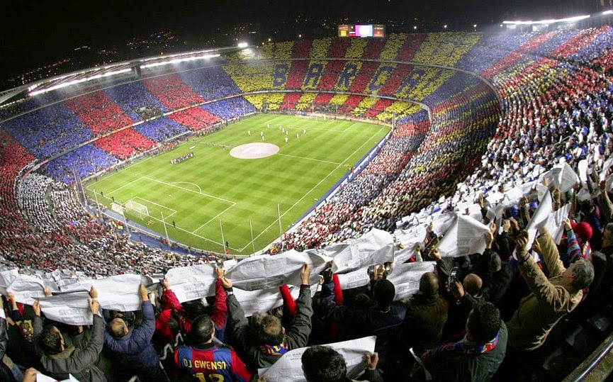 Estadio Barcelona Camp Nou