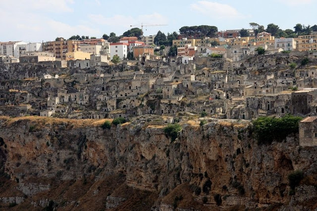 Sassi di Matera: The Oldest Continuously Inhabited Cave City