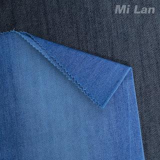 Vải Jean Bé Trai Cotton S186