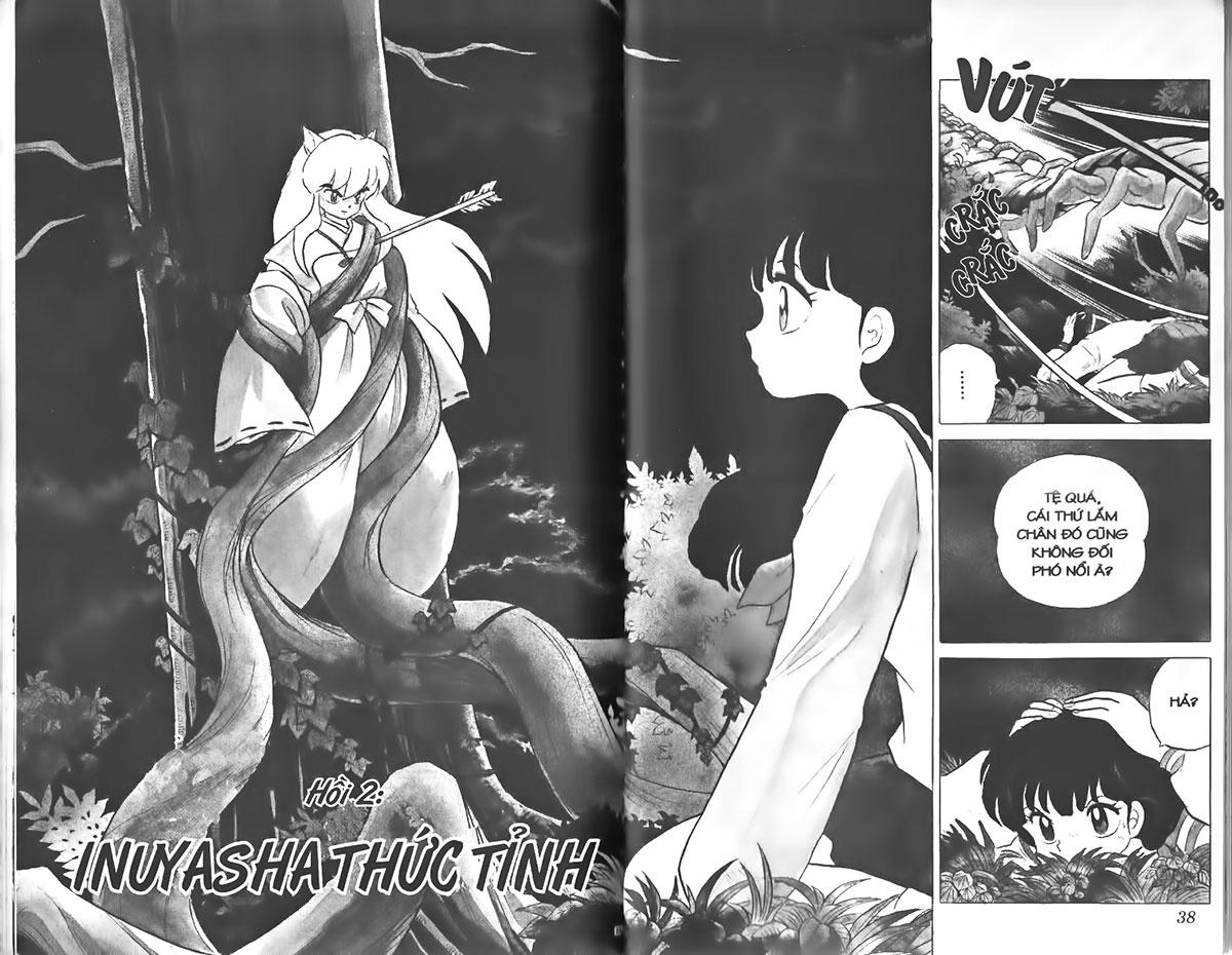 Inuyasha vol 01.2 trang 3