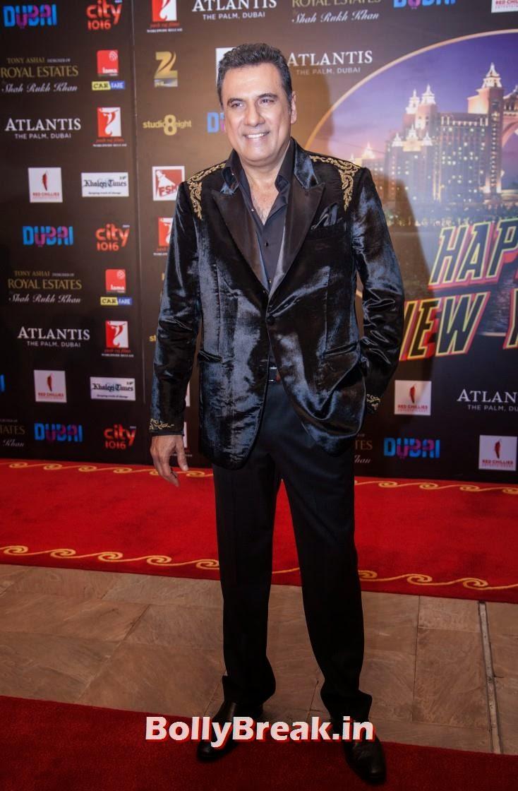 Boman Irani, Happy new Year Dubai Premiere Photos