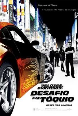 Filme Velozes e Furiosos - Desafio em Tóquio 2006 Torrent Download