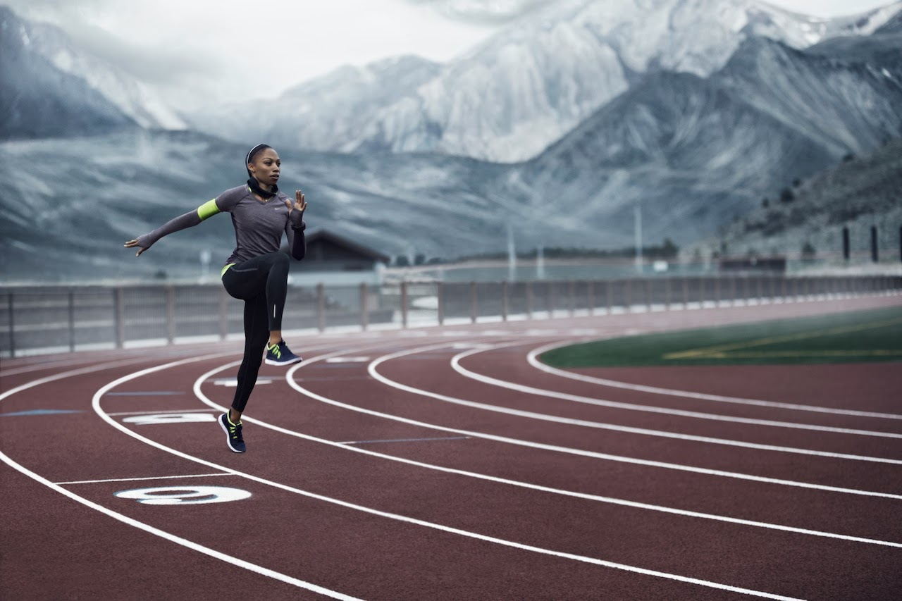 Barborka On The Run: Nike Winter Flashes