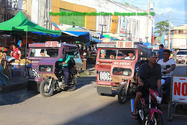 Motor rickshaw, Bohol, Philippines