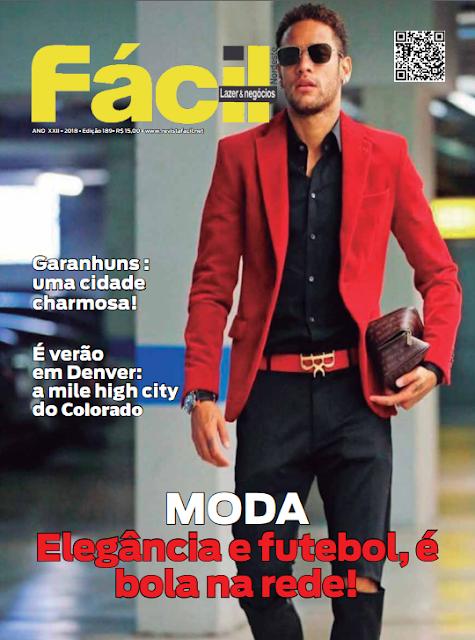 Edição 189 da Revista Fácil Nordeste - Lazer & Negócios