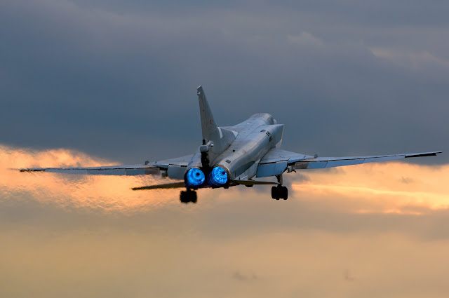 Tupolev Tu-22M Backfire Full Throttle