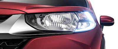 New 2017 Honda WRV Headlight