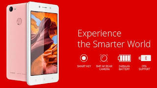 Airtel Itel A40 Bundled 4G Smartphone Launched At Rs 3099