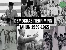 Pengertian Demokrasi Terpimpin Latar Belakang Ciri Ciri Dan Dampaknya Di Indonesia Artikel Materi Pelajaran Terlengkap