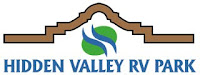Hidden Valley RV Park logo