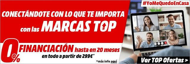 Mejores 10 ofertas folleto Marcas Top de Media Markt