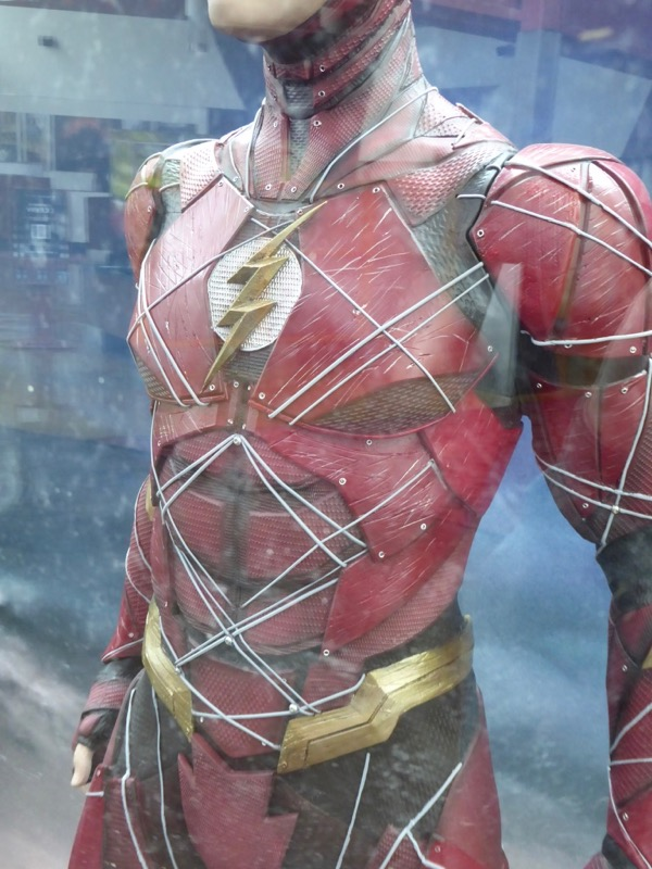 Flash costume Justice League