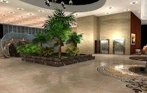 Ferry Manazil Five Star Hotel Lobby Design