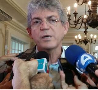 Depois de irritar Temer e PSDB ao citar Lula, Governador da Paraíba deve levar quase toda a Assembleia para visita de ex-presidente à Transposição